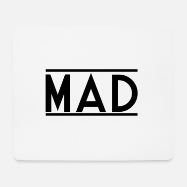 Mad MAD - Mousepad (bredformat)