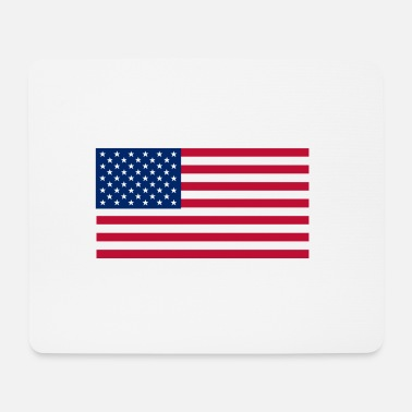 Us US - Mousepad (Querformat)
