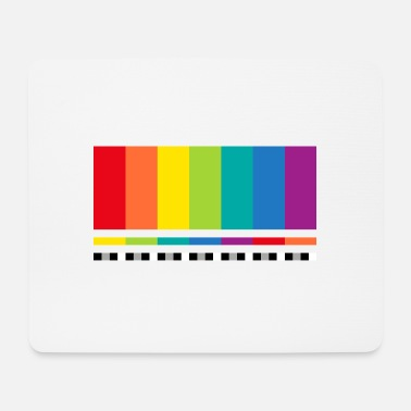 Tv TV Testimage Big Bang Screenshot Mac Display - Mouse Pad