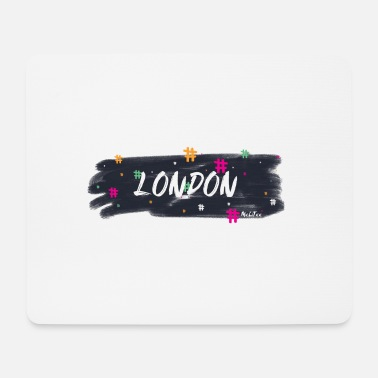 London London # 1 - Mousepad (Querformat)