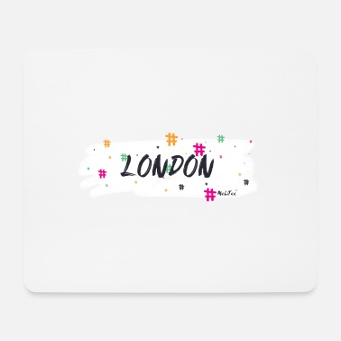 London London # 2 - Mousepad (Querformat)