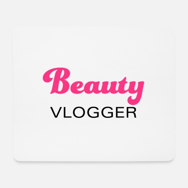 Beauty Therapist Beauty Vlogger - beauty, cosmetics and more - Mouse Pad