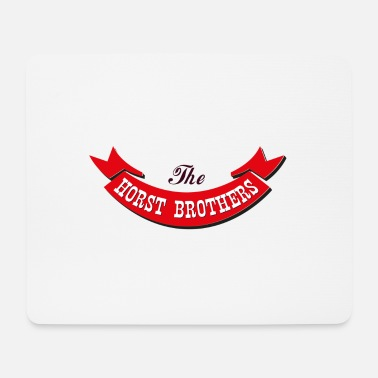 Horst The Horst Brothers FLAG - Mouse Pad