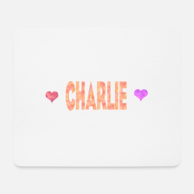 Charlie Charlie - Mouse Pad