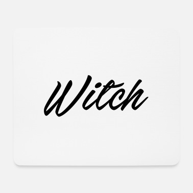 Witch witch - Mouse Pad
