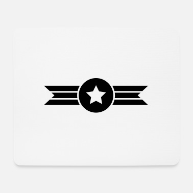 flying star - Mouse Pad (horizontal)