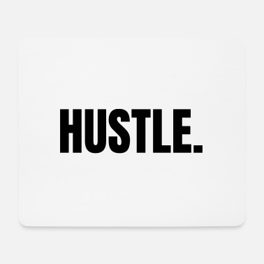 Hustle HUSTLE - Tappetino per mouse (orizzontale)