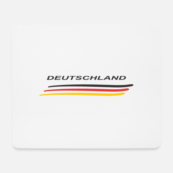 Bainderas Mouse Pads - Germany - Mouse Pad white