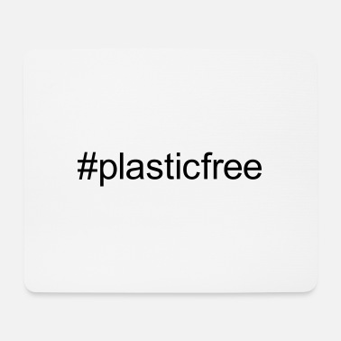 plastic free - Mouse Pad