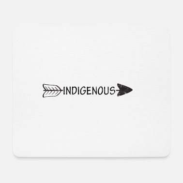 Navajo Indians: Indigenous - Mouse Pad