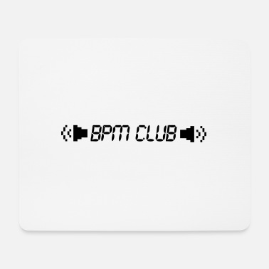 Cult Motivo cult BPM Club - Tappetino mouse