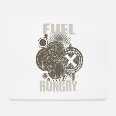 Freighter Trucker 1 Truck driver Highway drive Transport - Mouse Pad
