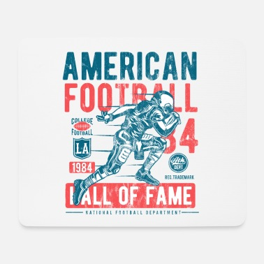 Hall Of Fame American Football Hall of Fame - Mouse Pad