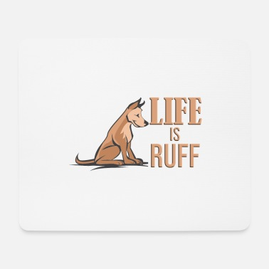 Pool ruff - Mouse Pad