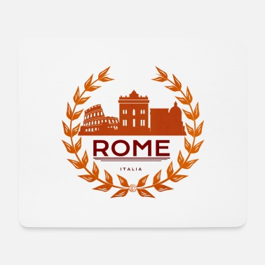 Rome Wolf Rome Roma Italy - Mouse Pad