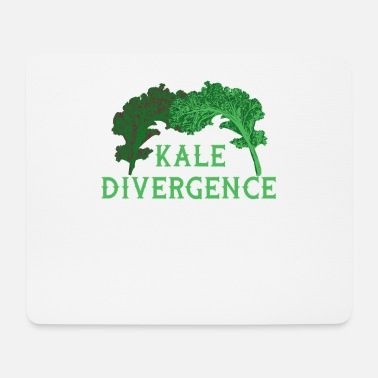 Kale Divergence ML Machine Learning TShirt Gift - Mouse Pad