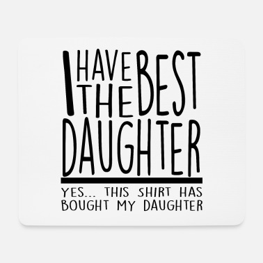 Dad Best Dad, dad, dad - Mouse Pad