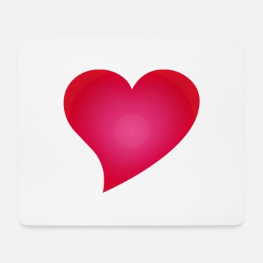 Cuore Herz / Heart / cuore / corazon - Mousepad