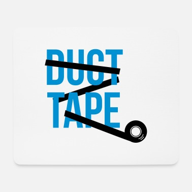 Tape duct tape adhesive tape - Mouse Pad