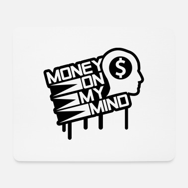 Euro money_on_my_mind_1___f1 - Tapis de souris