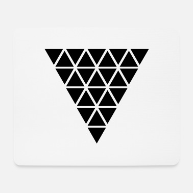 Triangle triangle - Mouse Pad
