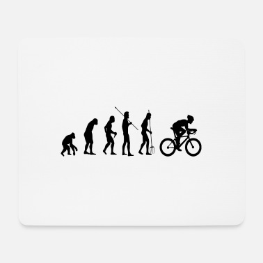 Bike Evolution Bike Bike - Tapis de souris