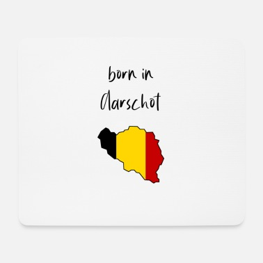Motorcycle Aarschot - Mouse Pad