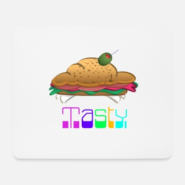 Tasty Tasty sandwich - Mouse Pad