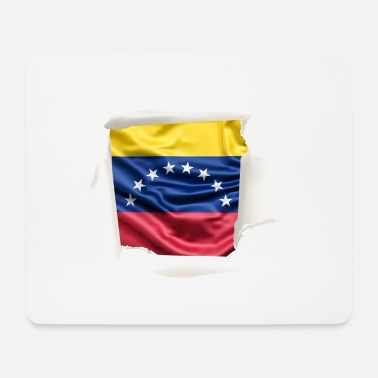 Venezuela Flag Inside - Hiirimatto