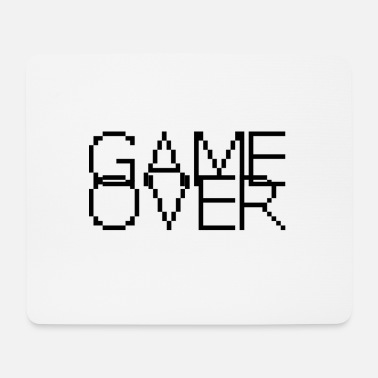 Game Over Game Over - Mousepad