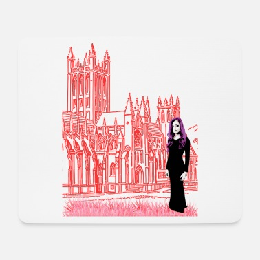 Dunklesesign Gothic Edition - Mousepad