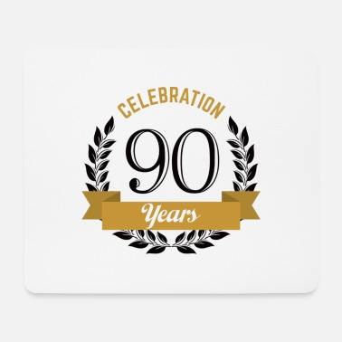 90 years birthday celebration - Mouse Pad
