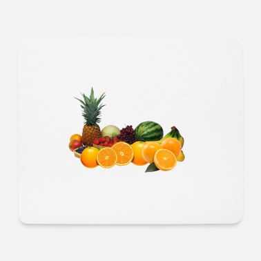 Fruit Fruits fruit fruits design - Mouse Pad