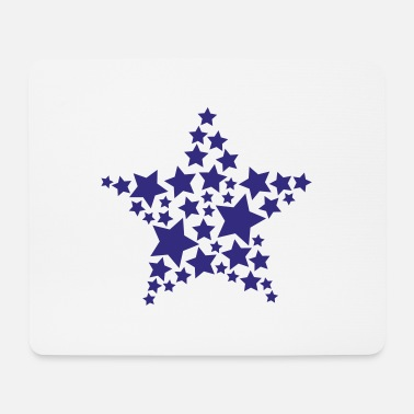 Star Star of Stars - Mouse Pad