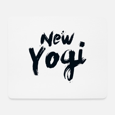 Yogi New yogi - Mouse Pad