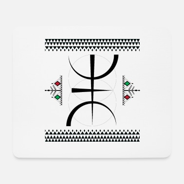 National Z Imazighen - Mouse Pad