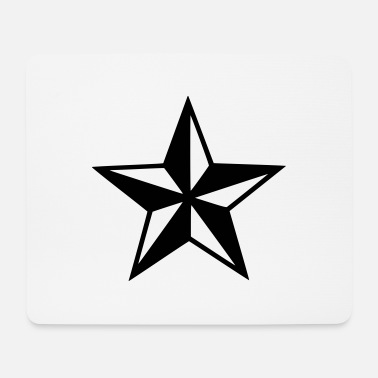 Rank star rank - Mouse Pad