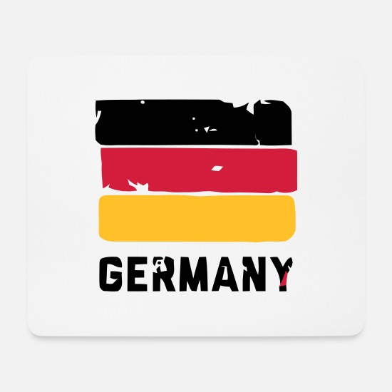 Berlin Mouse Pads - Germany - Mouse Pad white
