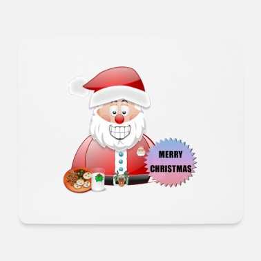 Scene Underwear Santa 16 Merry Christmas - Mouse Pad