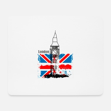 London London - Mousepad (Querformat)