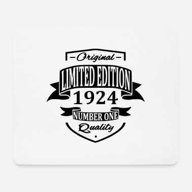 1924 Limited Edition 1924 - Mouse Pad