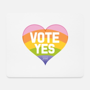 Marriage Equality Vote Yes-Australia Marriage Equality - Mouse Pad