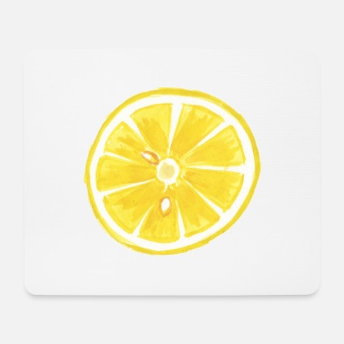 Silt lemon - Mouse Pad