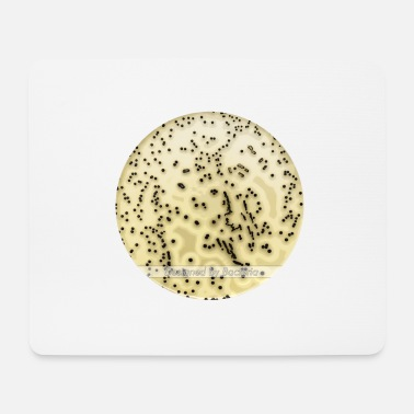 Biologie DESIGNED BY BACTERIA Edition 6 - Mousepad (Querformat)