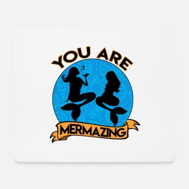 Mythical Collection YOU ARE MERMAZING - Mouse Pad