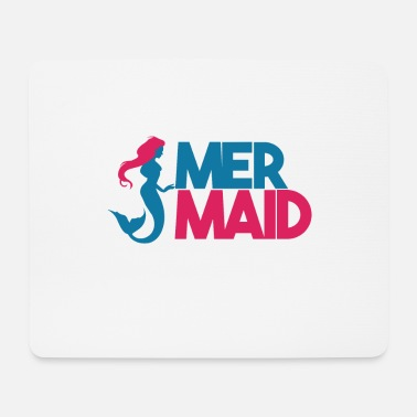Mythical Collection MERMAID - Mouse Pad