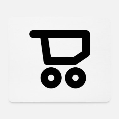 Shopping Shopping Cart Shopping Cart Shopping - Mouse Pad
