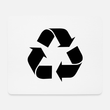 Recycling Recycle recycling - Mouse Pad