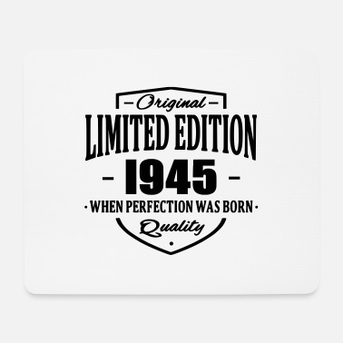 1945 Limited Edition 1945 - Mousepad
