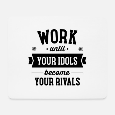 Your Work Until Your Idols Become Your Rivals - Hiirimatto